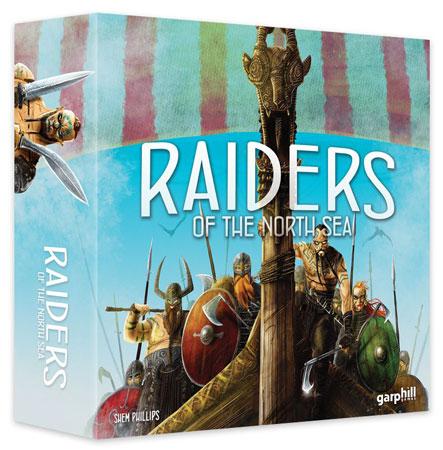 Raiders of the North Sea (engl.)