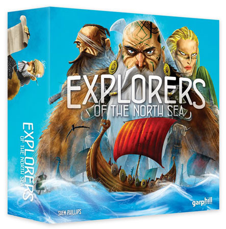 Explorers of the North Sea (engl.)