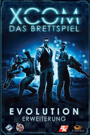 XCOM - Evolution Erweiterung