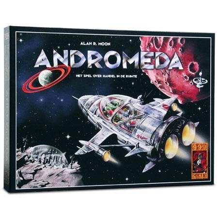 Andromeda (inkl. dt. Regel zum Download)