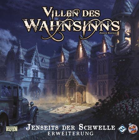 Villen des Wahnsinns 2. Edition - Jenseits der Schwelle Erweiterung