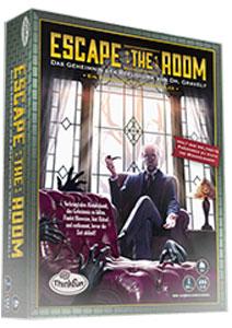 Escape the Room - Das Geheimnis des Refugiums von Dr. Gravely