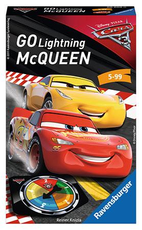 Disney Pixar Cars 3 - Gib Gas, McQueen!