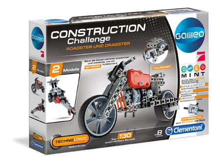 Galileo - Construction Challenge - Roadster & Dragster (ExpK)