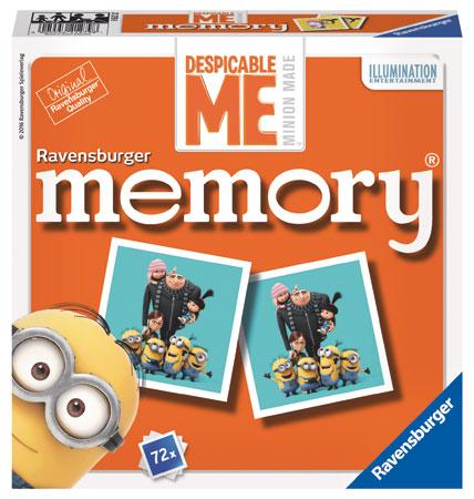 Ich - Einfach unverbesserlich memory