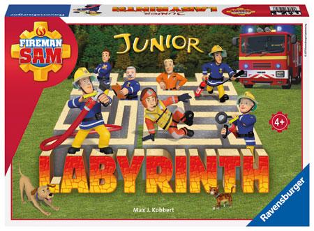 Feuerwehrmann Sam Junior Labyrinth