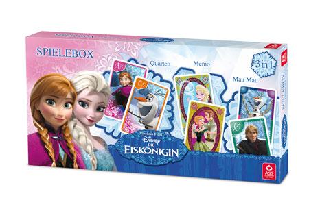 Disney Die Eiskönigin - Spielebox