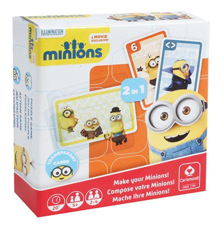 Minions - Reisespiel