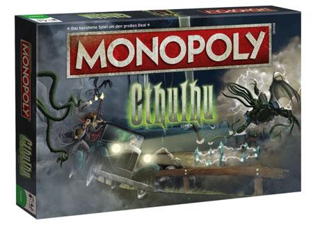 Monopoly - Cthulhu