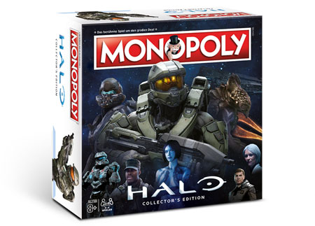 Monopoly - Halo Collectors Edition