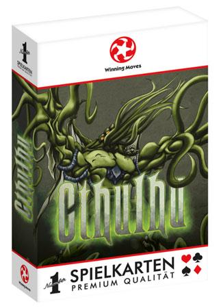 Number 1 Spielkarten - Cthulhu