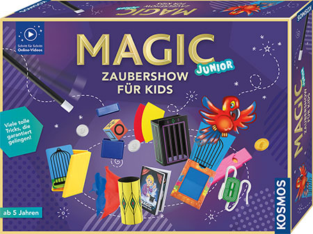 Magic - Zaubershow für Kids