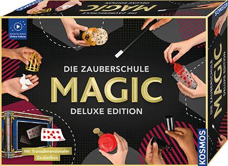 Zauberschule Magic Deluxe Plus Edition