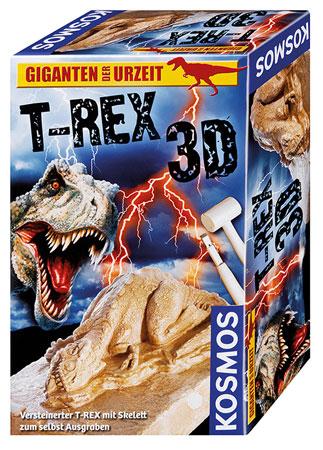 Ausgrabungsset - T-Rex 3D (ExpK)