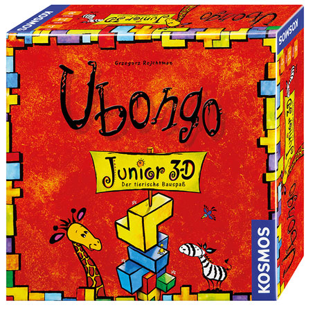 Ubongo 3D - Junior