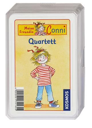 Meine Freundin Conni – Quartett