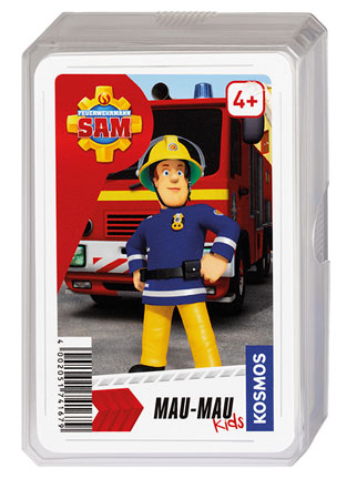 Feuerwehrmann Sam – Mau-Mau