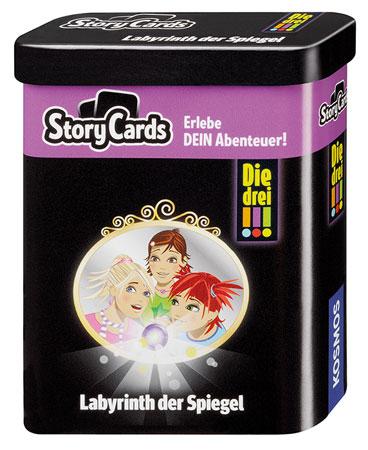 Story Cards – Die drei !!! - Labyrinth der Spiegel