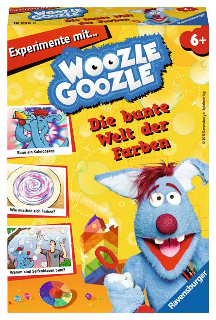 Woozle Goozle - Bunte Welt der Farben (ExpK)