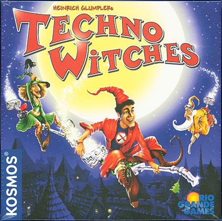 Techno Witches (Zauber Stauber) (engl.)
