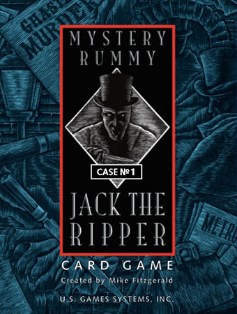 Mystery Rummy - Jack the Ripper (engl.)