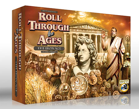 Roll Through the Ages - The Iron Age (engl.)