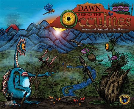 Dawn - Rise of the Occulites - Painted Minis (engl.)