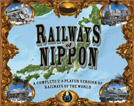 Railways of Nippon Deluxe (inkl. dt. Übersetzungspaket)