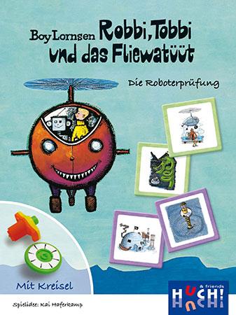 Robbi, Tobbi und das Fliewatüüt - Die Roboterprüfung