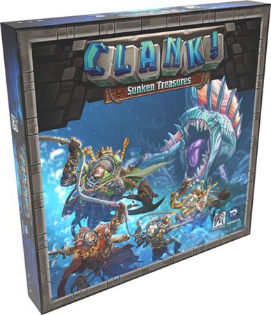 Clank - Sunken Treasures Erweiterung (engl.)
