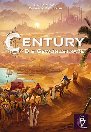 Century 1 - Die Gewürzstraße