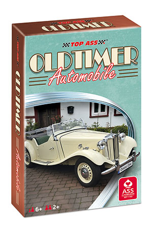 TOP ASS® Oldtimer – Automobile (2017)