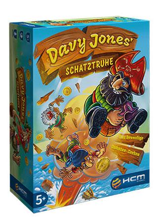 Davy Jones Schatztruhe