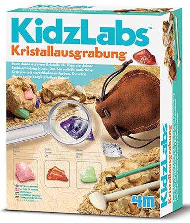 KitzLabs - Kristallausgrabung (ExpK)