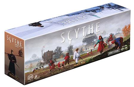 Scythe - Invasoren aus der Ferne Erweiterung