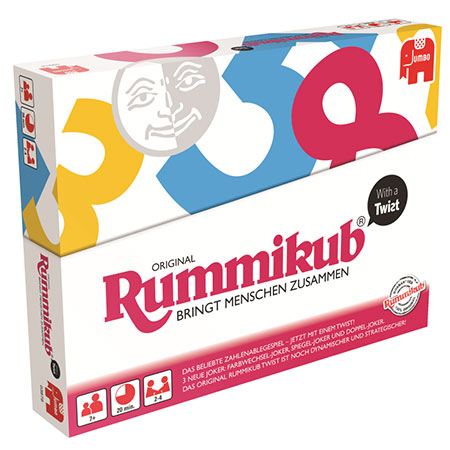 Original Rummikub with a Twist