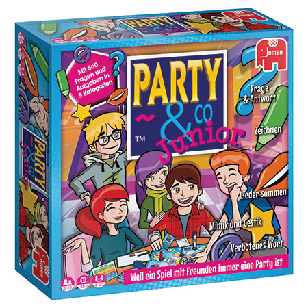 Party & Co - Junior