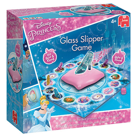 Disney Princess - Das magische Schuhspiel