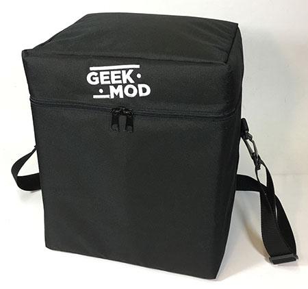 GeekMod - Tasche für Brettspiele - schwarz