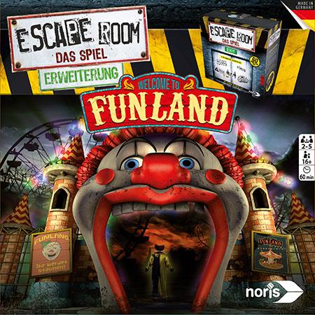 Escape Room - Funland Erweiterung