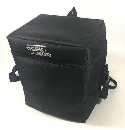GeekMod - Rucksack für Brettspiele - schwarz