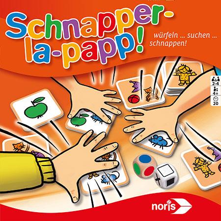 Schnapper-la-papp!