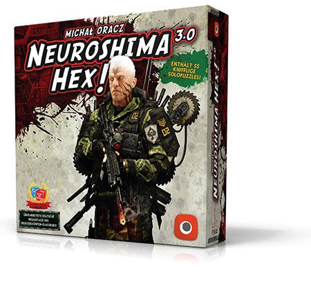 Neuroshima Hex 3.0 (dt.)