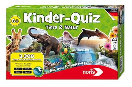 Kinder-Quiz - Tiere und Natur