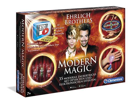 Zauberkasten - Ehrlich Brothers - Modern Magic