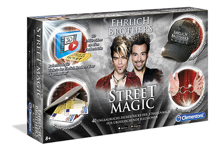 Zauberkasten - Ehrlich Brothers - Street Magic