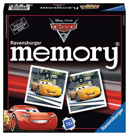 Memory - Disney Pixar Cars 3