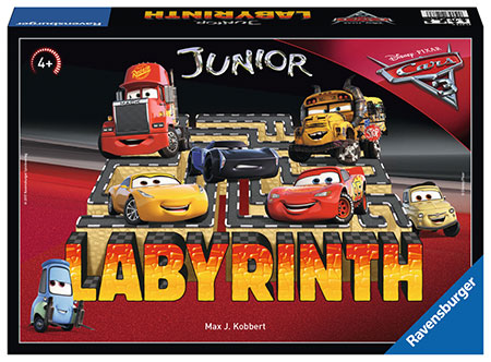 Labyrinth Junior - Disney Pixar Cars 3