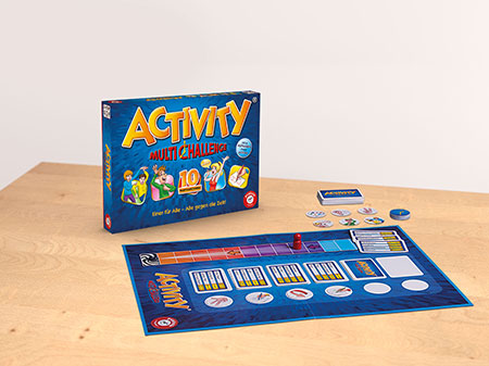 Activity - Multi Challenge