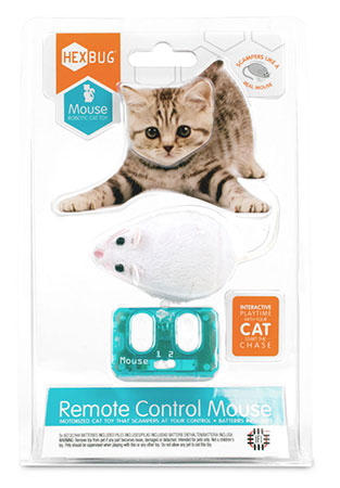 Hexbug Mouse Cat Toy RC